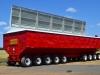 110 tonne field bin red